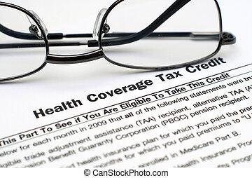 Créditos de cobertura médica