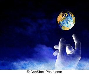 Creación terrestre