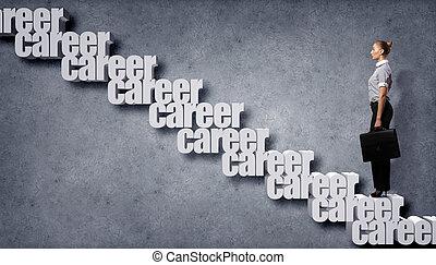 Crecimiento de carrera
