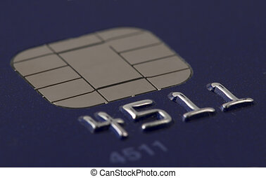 credito, astilla, tarjeta