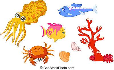 Criaturas marinas 2