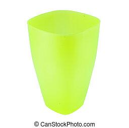 Cristal de plástico