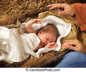 Cristo ha nacido