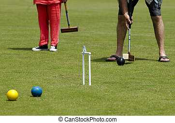 croquet, juego