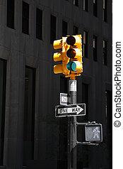 Crosswalk, Nueva York