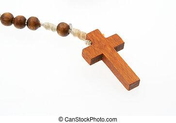 Cruce de madera 2