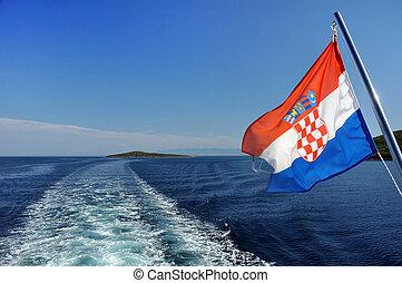 crucero, croata