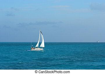 crucero, paraíso