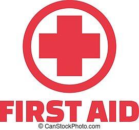 Cruz de primeros auxilios
