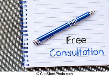 cuaderno, libre, consulta, escribir