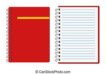 Cuadernos rojos
