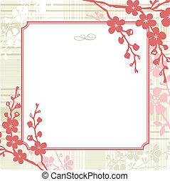 Cuadro floral y antecedentes clásicos