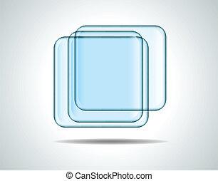Cuadros de vidrio
