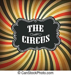 Cuartel de circo.