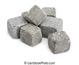 Cubos de piedra