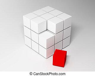 Cubos. Extractos antecedentes
