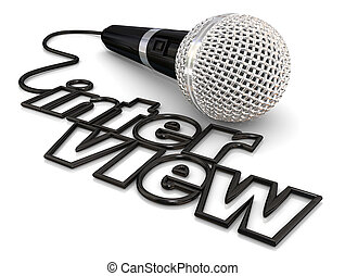 cuerda, micrófono, alambre, palabra, discusión, radio, entrevista, podcast