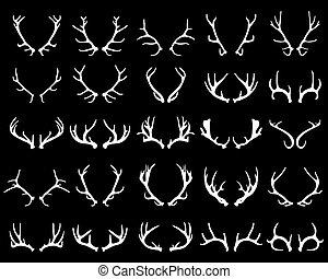 Cuernos de ciervo