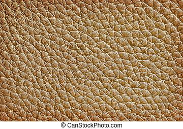 Cuero viejo, textura de chamois marrón