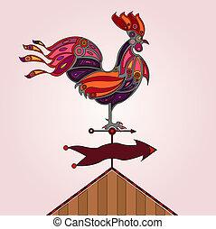 Cuervo gallo