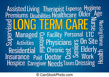 Cuidado a largo plazo