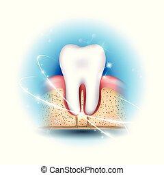 Cuidado de salud dental