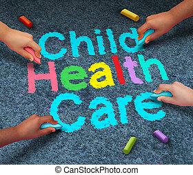 Cuidado de salud infantil
