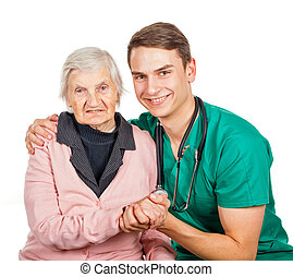 Cuidados mayores