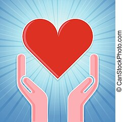 Cuidando las manos con el corazón