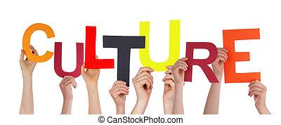 cultura, manos de valor en cartera