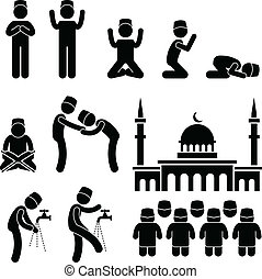 Cultura religiosa musulmán Islam