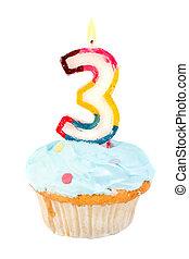 cumpleaños, tercero