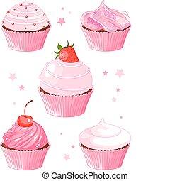 cupcake, vario