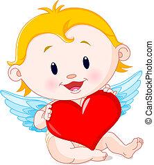 cupido, ángel