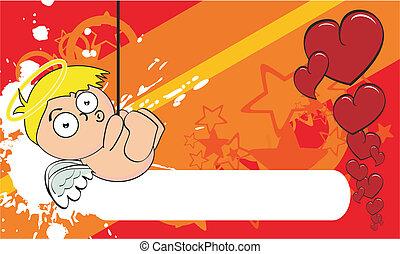 Cupidos dibujos animados
