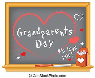 día, abuelos