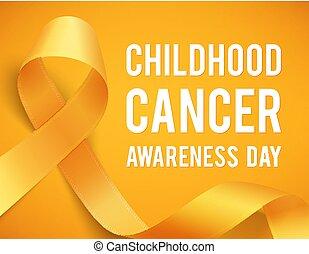 Día de cáncer infantil
