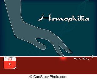 Día de hemofilia mundial