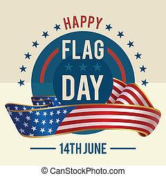 Día de la bandera de los Estados Unidos