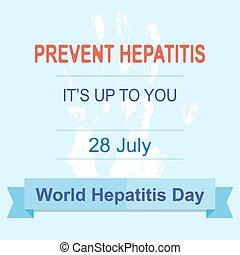 Día de la hepatitis mundial