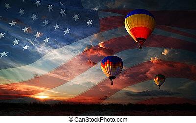 Día de la independencia.