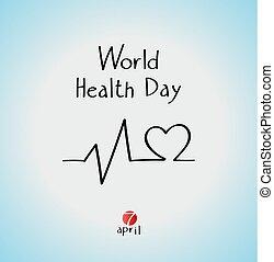 """""""Día de salud mundial""""."""