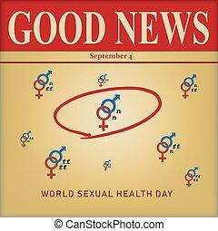 Día de salud sexual mundial