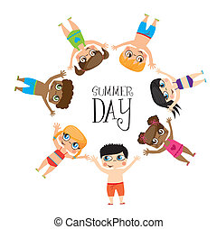 día de verano