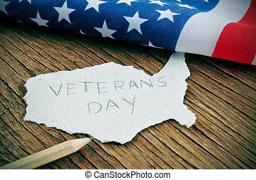 Día de veteranos