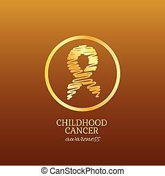 Día internacional de cáncer infantil