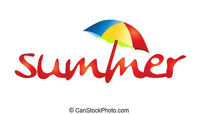 días de fiesta de verano, -, sombra, sol