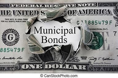 Dólar de bonos municipales
