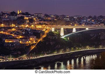d., puente, henrique, infante, porto