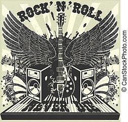 dado, roca, nunca, rollo, n